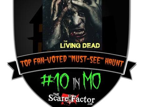 The Living Dead - Top 10 in Missouri