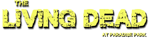 The Living Dead haunted house logo Kansas City