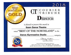 Ibsen Dance - Best of the Northland Gold