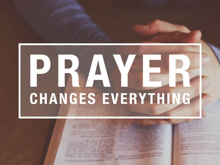 Prayer Requests from Wednesday - 12/11/19