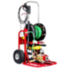 proline plumbing kansas city cart jetter