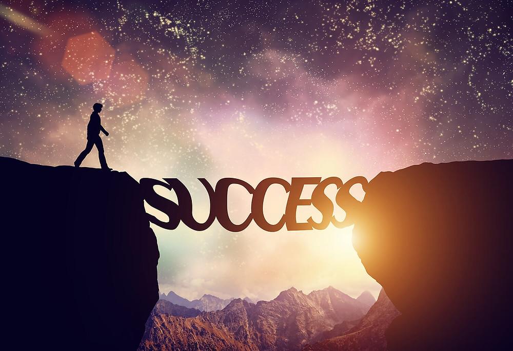 Success, 6 steps to success, Craig T. Feigh