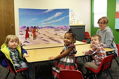 Children's Class