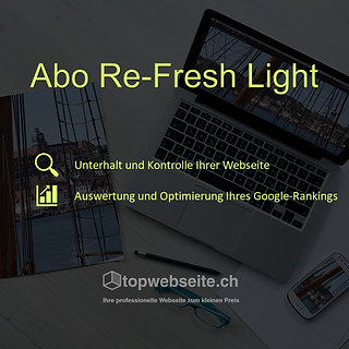 Abo Re-Fresh Light
