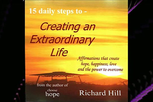 Creating an Extraordinary Life - audio download