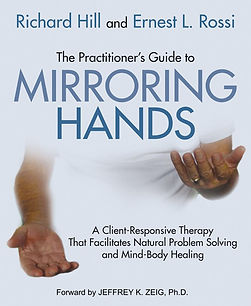 Mirroring Hands book cover