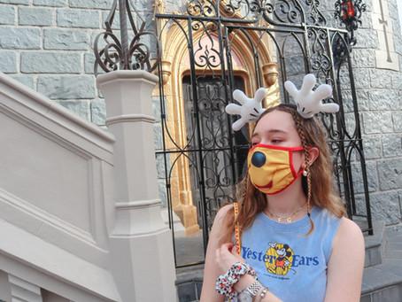 Wearing Masks at Walt Disney World