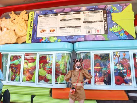 Changes @ the parks of Walt Disney World