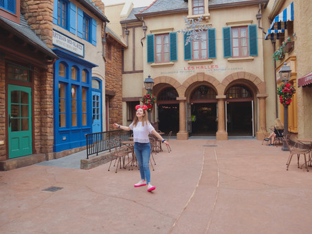 Walt Disney World Dinning Guide