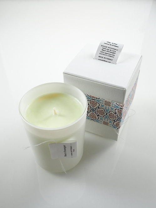 Bougies parfumées - Scented candles