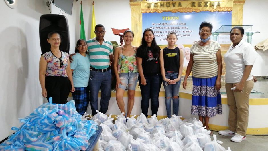 Misiones a Centro y Sur América.