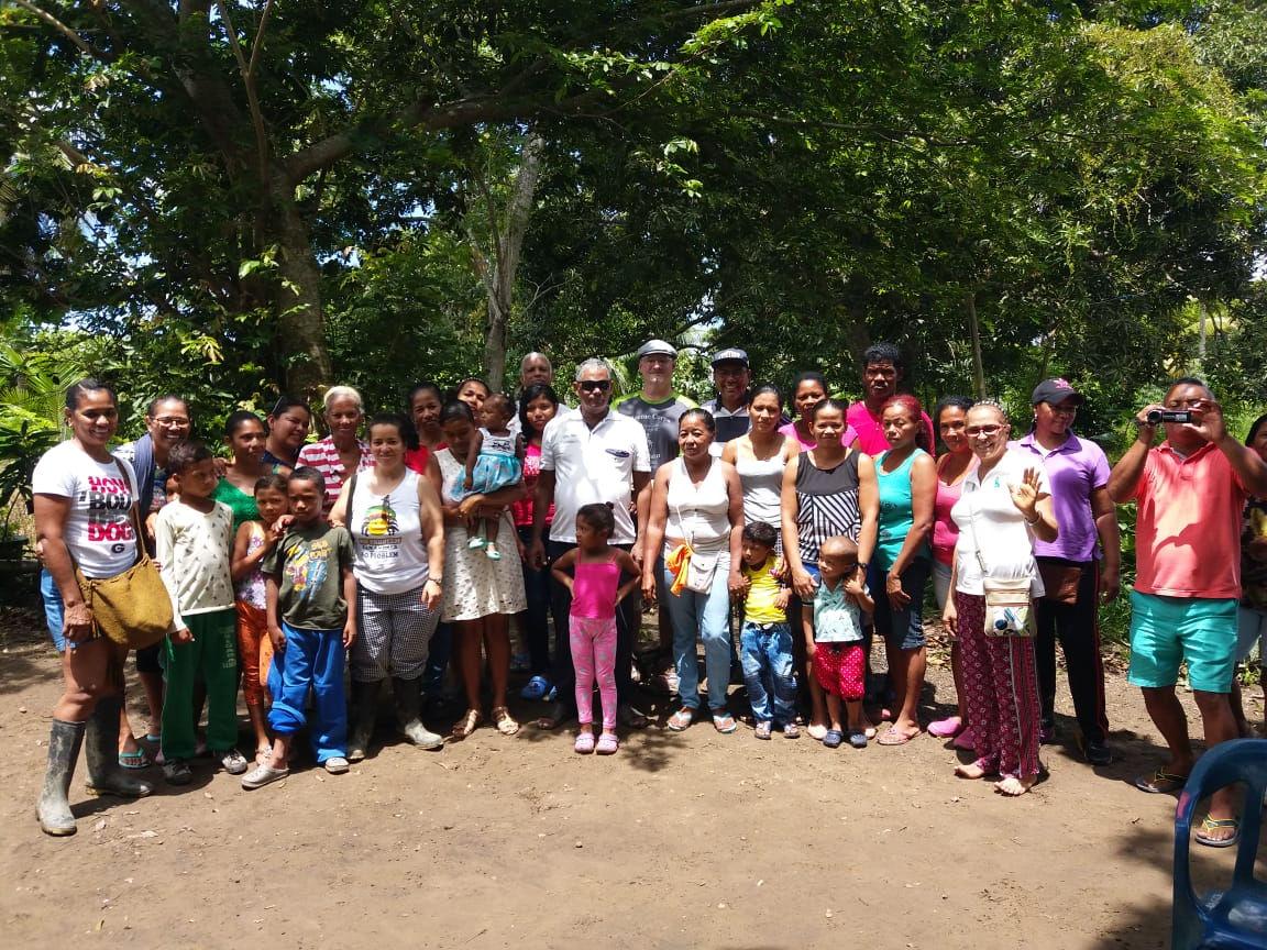 Mision en San Bernardo del viento, Colombia