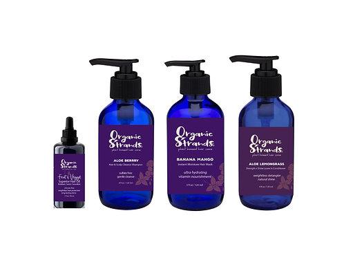 Quarantine Personal Hair Care Kit - Small