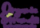 FINAL ORGANIC Logo Salon b green leaf.pn