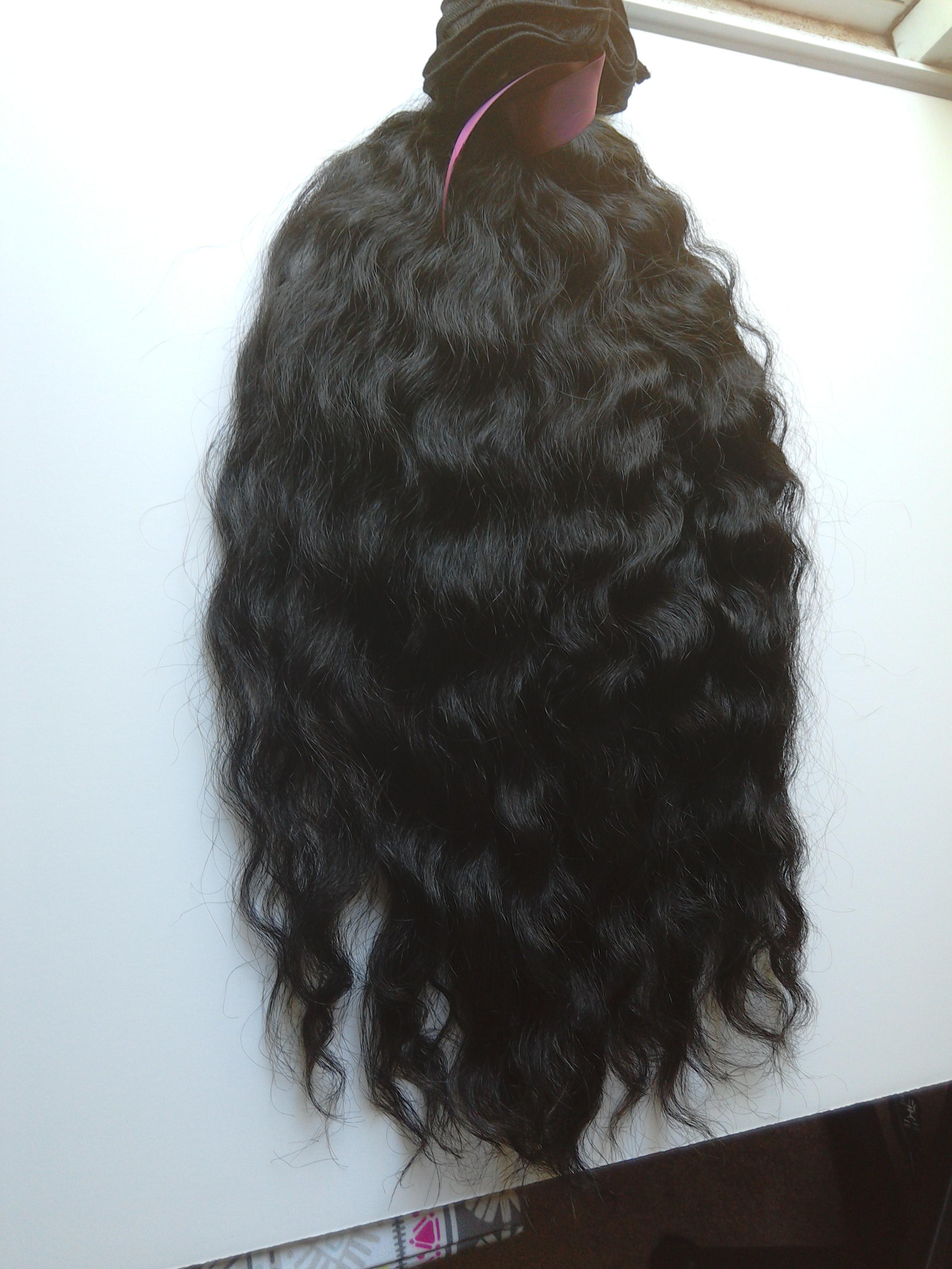Tahitian Curly