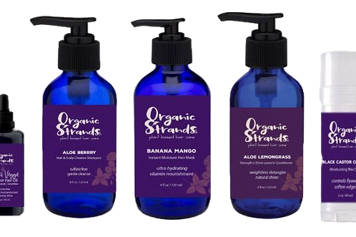 Personal Hair Care Kit - Large Complete