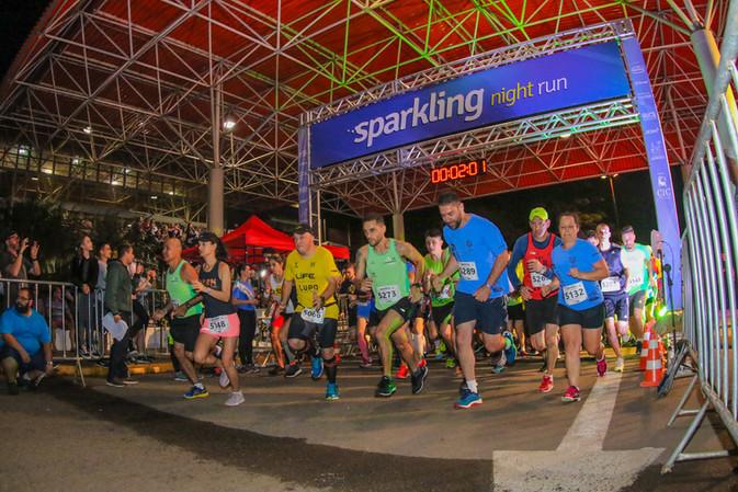 Sparkling Night Run