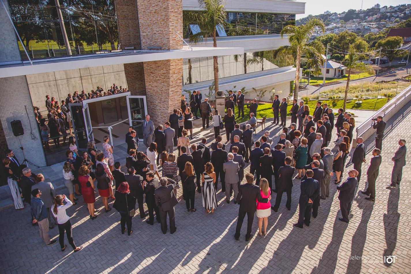 Inauguração Bento Gonçalves Centro Empresarial