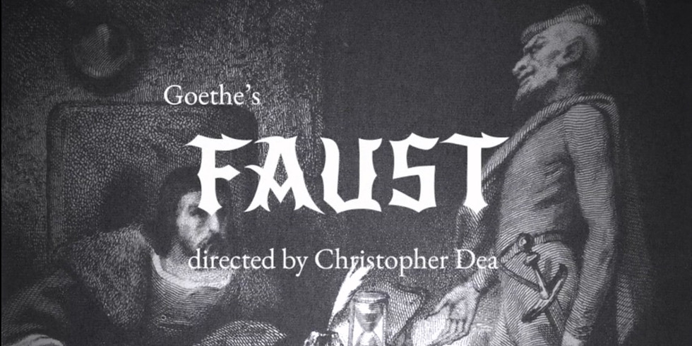 Faust Auditions