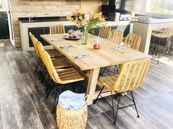 Mesa de comedor Toscana