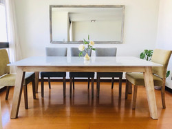 Mesa de comedor Palermo