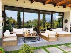 Juego de terraza Mediterráneo