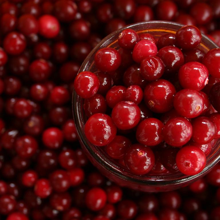 50/50 raffle for Cranberry Fest SUNDAY