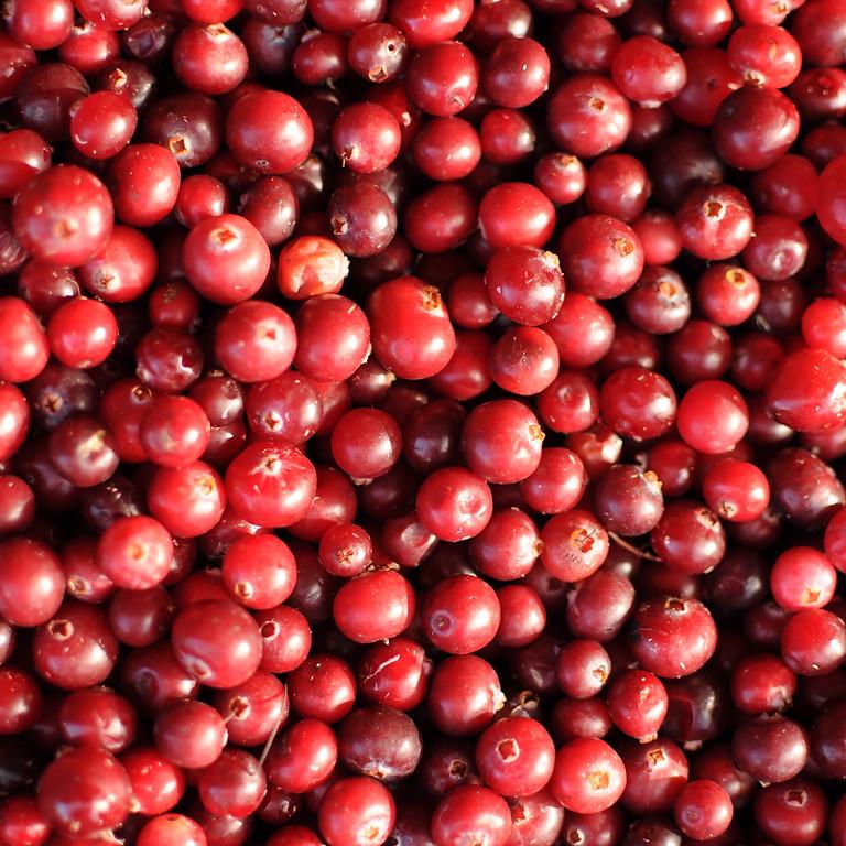 50/50 raffle for Cranberry Fest SATURDAY