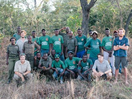 The Painted Dog Conservation and Hwange Park, Zimbabwe