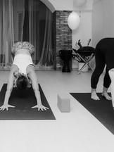 Yoga studio Hatha