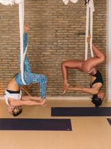 Yoga Studio Aerial Yoga