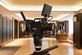 Kamerateam für Image und Werbefilme (RED