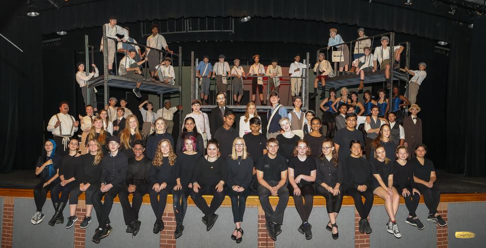 Newies Crew & Cast