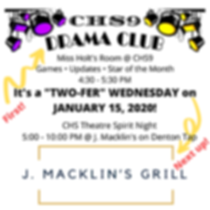 CHS9 Drama Club and Spirit Night.png