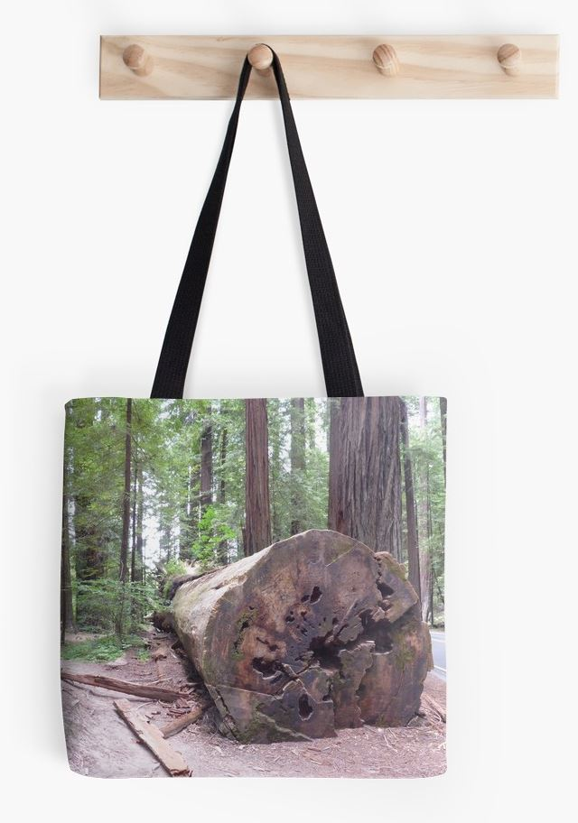 ToteBag_2015 Avenue of the Giants Big Lo