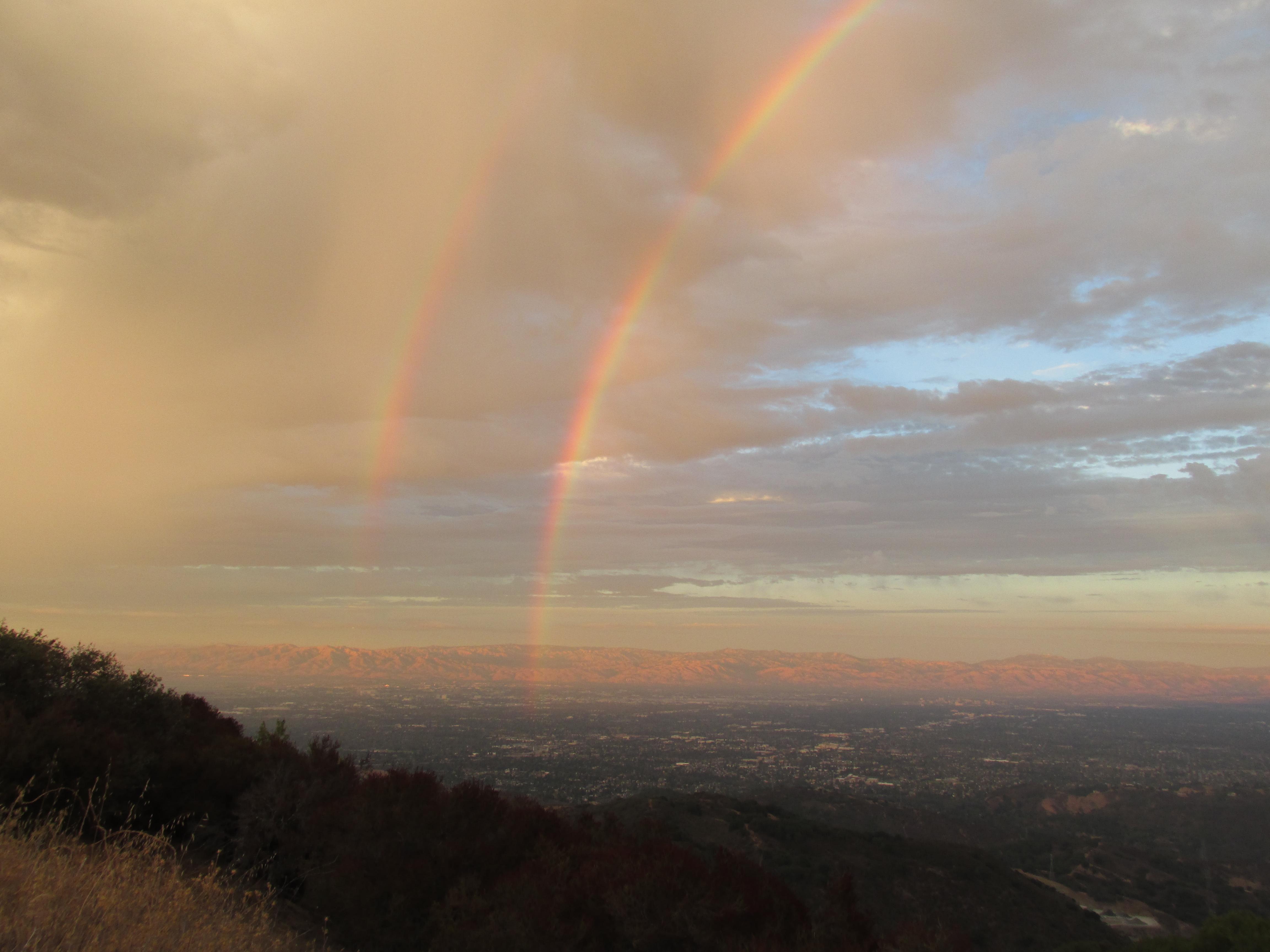 Montebello Double Rainbow