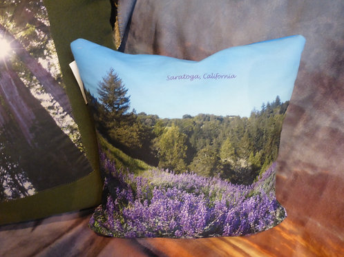 Lupine Meadow Pillow