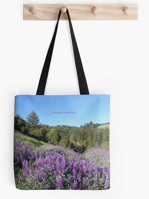 "Large Tote Bag (18"" x 18"")"