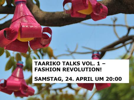 The Future Circle bei TAARIKO TALKS Samstag, 24. April um 20:00 Uhr