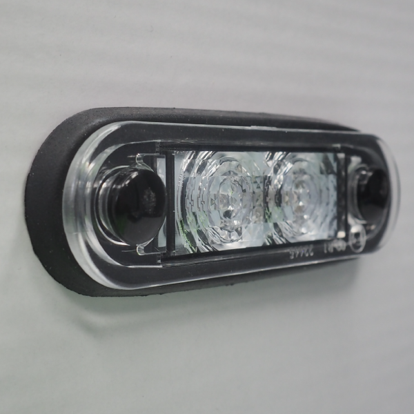 LA Quick Fit LED Marker Light - Green