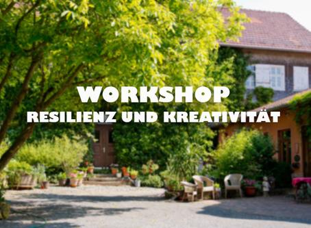 Workshop: Resilienz und Kreativität