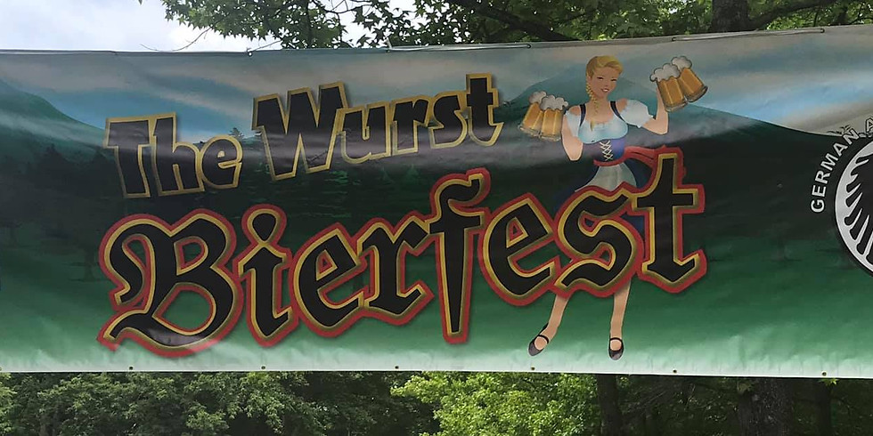(EVENT CANCELED) Our 4th Annual Wurst Bierfest