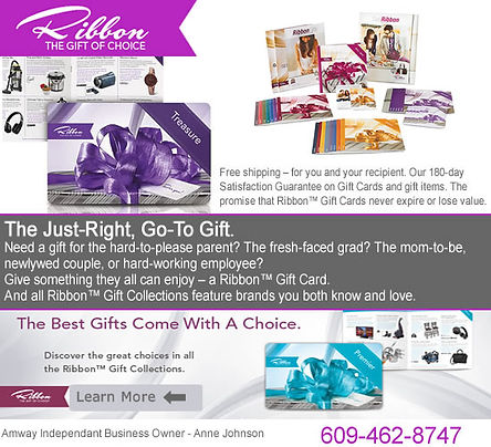 Ribbon Gifts