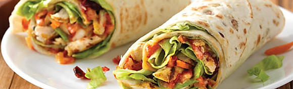 SPECIALTY SANDWICHES & WRAPS