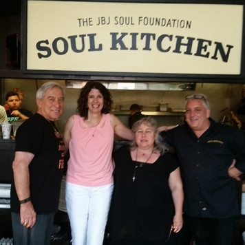 """Meet up"" at the Jon Bon Jovi Soul Kitchen, Red Bank, NJ"