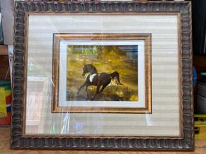12x20 framed print A
