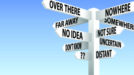 Which Way Do You Go? 3 Steps to Your Path of Power