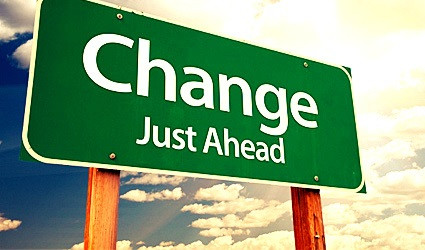Don't Miss Your Exit -  Change is Just Ahead