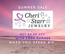 Cheri Starr Jewelry Summer Sale