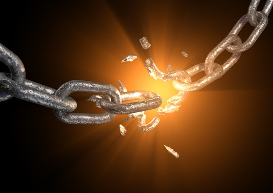 Break the Chains -  3 Ways to Break the Chains of Chatter